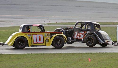 AMS to Host 2012 U S  Legend Cars Nationals