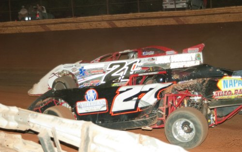 Kenny Collins Wins Aaron Gailey Tribute At Hartwell