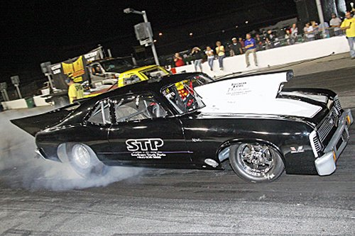 Friday Night Drags Set To Return To Ams April 27