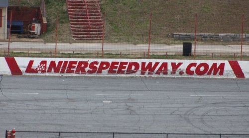 Lanier National Speedway - Braselton, GA.  Photo by Brandon Reed