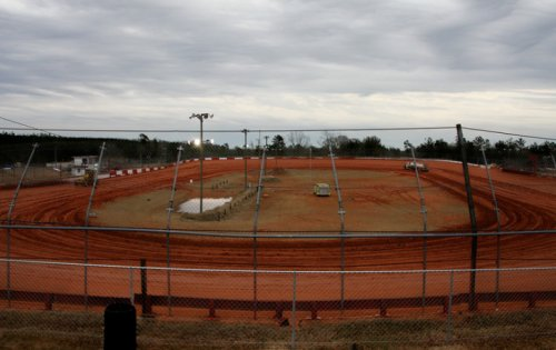 Bubba Raceway Park >> Screven Bubba Raceway Park Washed Out Thursday Night