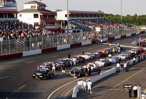 Carolina Motorsports Park >> NASCAR To Sanction Southern National In 2012