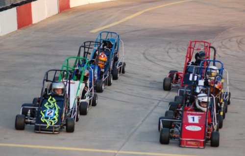 Quarter midget racing association