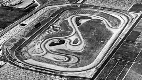 Could tracks like the big o still disappear today for Motor speedway los angeles