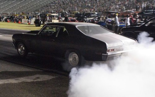 Carden Scores Super Pro Friday Night Drags Win At Ams