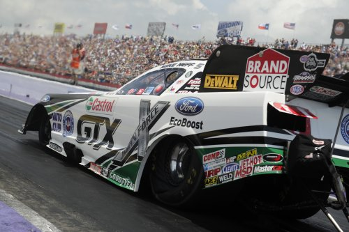 Neff scores spring nationals funny car victory for Royal motors houston tx