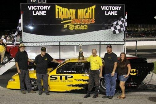 Friday Night Drags Champions Crowned At Ams