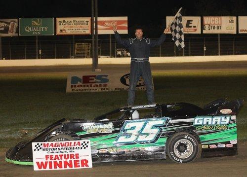 Chevrolet Of Boaz >> Gray, Glisson Score NeSmith Chevy WRS Victories