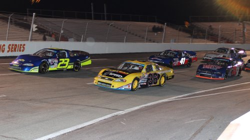 The Rev-Oil Pro Cup Series will become the X-1R Pro Cup Series beginning with the 2013 season.  Photo courtesy Pro Cup Media