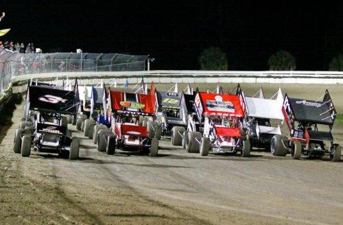 Bubba Raceway Park >> Schatz, Sanders Tops In Friday Night Action At Ocala