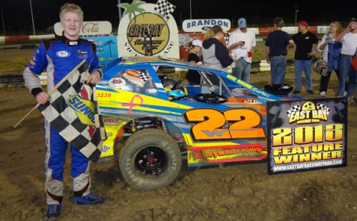 Jimmy Wills Captures Mod Lite Invitational At East Bay