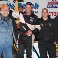 Anthony Anders kept the momentum going on Friday night with a victory in the rescheduled $10,000 to win Myrtle Beach 400 at Myrtle Beach Speedway in Myrtle Beach, SC. Anders […]