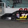 Defending PASS South Champion Kyle Grissom charged from 12th after a lap 100 competition caution to the lead in just nine laps and held on to win the Pro All […]