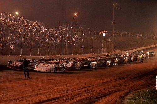 411 Motor Speedway - Seymour, TN. Photo courtesy 411 Speedway/Facebook
