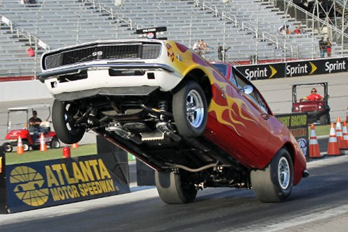 Fast Speeds Momentum At Ams Friday Night Drags