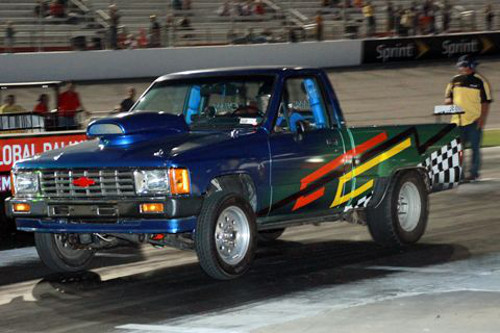 Champions Crowned At Ams Friday Night Drags