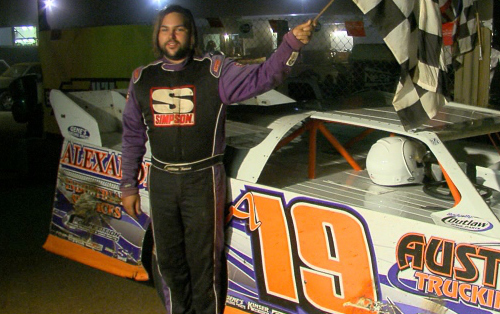 Thomas Wins Clarkesville, 4 For 5 In Chevy Super Series