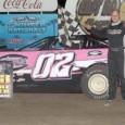 Keith Nosbisch moved out front early, and drove on to score the Late Model victory in race three of the Donnie Tanner Memorial Series Saturday night at East Bay Raceway […]
