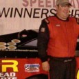 Chris Dilbeck jumped out to the early lead, and would go on to score the victory in the season finale in the Georgia For Fair Tax Outlaw Late Model Series […]