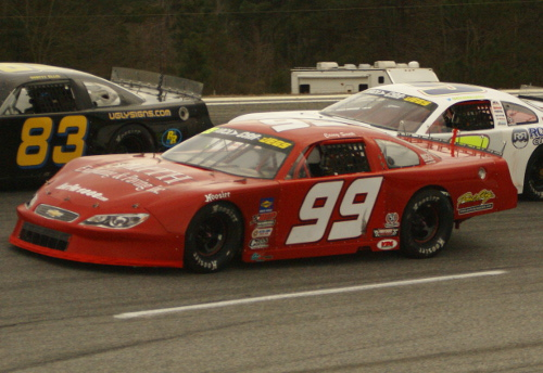 Casey Smith On Pole For SSS Opening Rattler 250