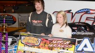 Jonathan Davenport, of Blairsville, GA, led all 60 laps Sunday night to pick up the $10,000 March Madness payday in the Southern Nationals Bonus Race at Cherokee Speedway in Gaffney, […]