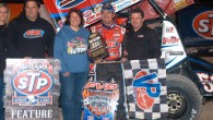 Paul McMahan charged to victory on Wednesday's opening night of the World of Outlaws STP Sprint Car Series FVP Outlaw Showdown at The Dirt Track at Las Vegas Motor Speedway. […]