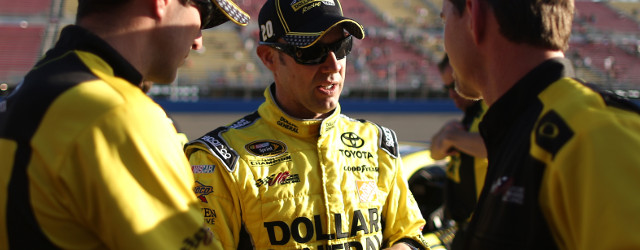 "Here's a stat that properly illustrates how weird this Jimmie Johnson/Matt Kenseth ""drought"" is: The last time neither won any of the first eight races, Johnson wasn't even in the […]"