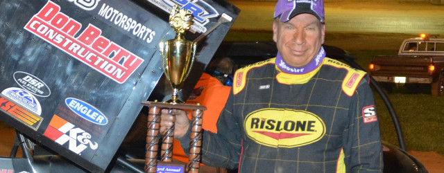 ATLANTA, GA –Terry Gray from Bartlett, TN captured his 11th United Sprint Car Series presented by K&N Filters National Championship during the 2014 racing season. The veteran sprint car driver […]