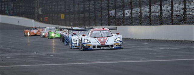 INDIANAPOLIS, IN — The No. 5 Action Express Racing Corvette DP team used outright speed to take the lead in Friday's Brickyard Grand Prix at Indianapolis Motor Speedway and then […]