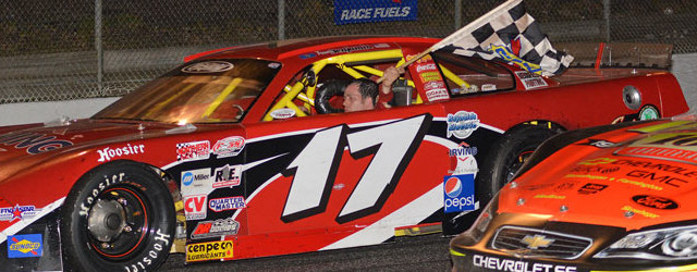 OXFORD, ME – Travis Benjamin collected his second straight Oxford 250 at Oxford Plains Speedway in Oxford, ME for the PASS North Super Late Model Series Sunday, and the $25,000 […]