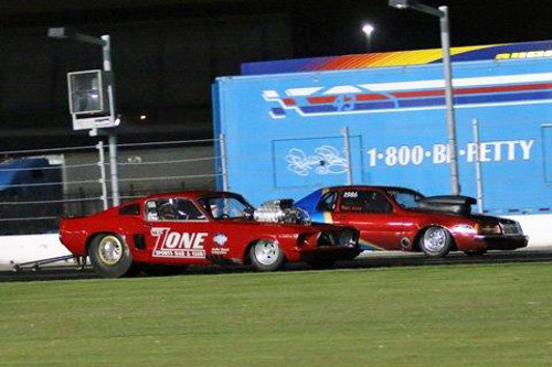 Champions Crowned In Friday Night Drags Finale At Ams