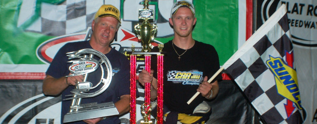 FLAT ROCK, MI – Travis Braden withstood a lengthy battle with Ali Kern and Steve Dorer as well as a bout of exhaustion and fatigue to score the victory in […]
