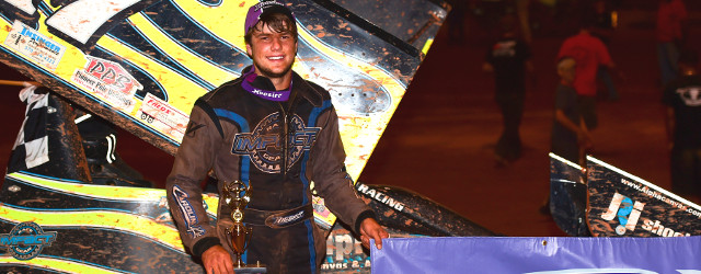 """RUTHERFORDTON, NC – The entire 2014 season for 18-year-old Eric Riggins, Jr. has been a story of """"coulda, woulda, shoulda"""". Saturday night, after many close calls and missed opportunities, the […]"""
