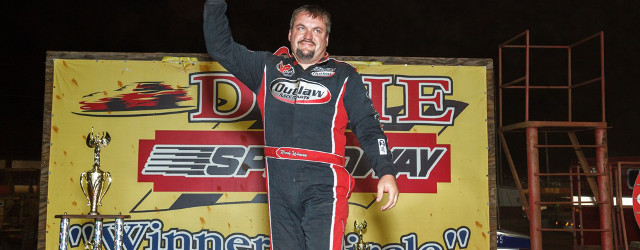 WOODSTOCK, GA – Randy Weaver made the trip to Dixie Speedway in Woodstock, GA Saturday night from Crossville, TN for the annual Super Late Model Fall Championships that ends the […]