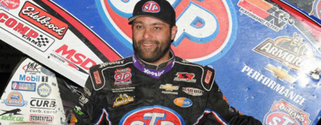 FREMONT, OH – Donny Schatz proved Saturday night at Fremont Speedway that nothing can keep him down on the way to his sixth career World of Outlaws STP Sprint Car […]