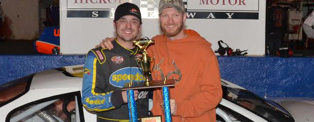 NEWTON, NC – It was a night to remember for Josh Berry, as he scored the victory in the Annual Coca-Cola Fall Brawl 150-lap feature event for the NASCAR Whelen […]
