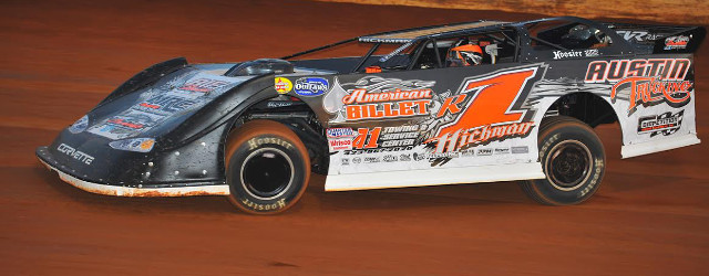 EASTABOGA, AL—The Southern All Star Dirt Racing Series returned to the Talladega Short Track Saturday night, as defending series champion Riley Hickman of Cleveland, TN put on a dominating performance. […]