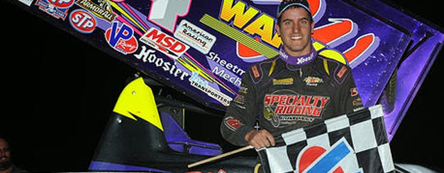 PORT ROYAL, PA – The Pennsylvania Posse claimed victory over the Outlaws Saturday night at Port Royal Speedway as Kunkletown, PA-native Ryan Smith scored his first career World of Outlaws […]