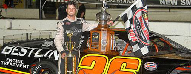 NEW SMYRNA BEACH, FL – Travis Cope had to battle Mother Nature and Bobby Good to score the victory in Sunday's Florida Governor's Cup 200 at New Smyrna Speedway in […]