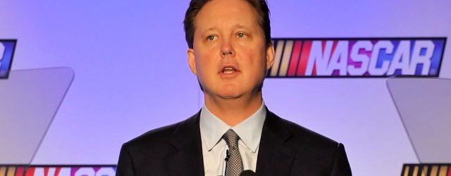 NASCAR Chairman and CEO Brian France addressed the media on Monday as the lead off event to the 33rd annual Charlotte Motor Speedway Media Tour to lay out his annual […]