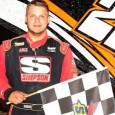 A.J. Maddox powered to the front of the field, and drove away to score the win in the East Bay Sprints feature at East Bay Raceway Park in Gibsonton, FL […]