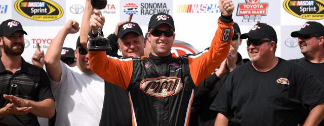 Dalton Sargeant led and led and led. And then, he didn't. For almost the entirety of Saturday's Carneros 200 at Sonoma Raceway, Sargeant, a regular in the NASCAR K&N Pro […]