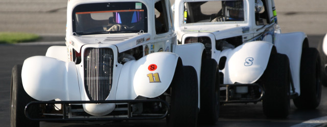 """The 2015 Thursday Thunder summer racing series at Atlanta Motor Speedway in Hampton, GA reached its midpoint in Week 4 Thursday night, on the quarter-mile """"Thunder Ring"""". With door-to-door racing […]"""