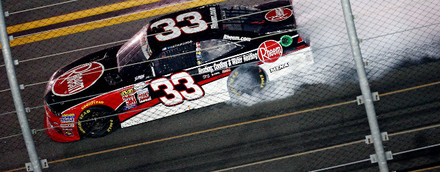 Austin Dillon led just nine laps Saturday night, including the one that mattered most. Dillon, grandson of legendary team owner Richard Childress, outlasted Elliott Sadler and Chase Elliott during a […]