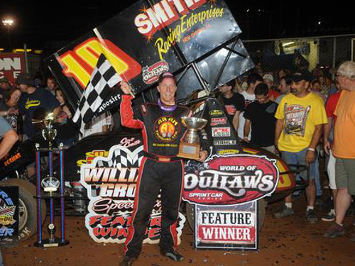 Smith Completes Pa Posse Sweep Of Williams Grove