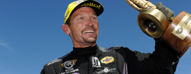 Jack Beckman finished off a dominating weekend at the NHRA Sonoma Nationals on Sunday by racing to the Funny Car victory. Antron Brown (Top Fuel), Chris McGaha (Pro Stock) and […]