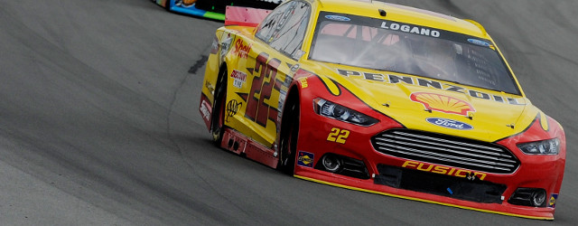 Joey Logano had the dominant car at Pocono, leading 97 of 160 laps, but the driver of the No. 22 Team Penske Ford ran out of fuel and ran out […]