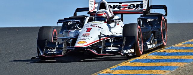 Reigning Verizon IndyCar Series champion Will Power reset his year-old track record in the Firestone Fast Six to earn the Verizon P1 Award and pace four of the six championship […]