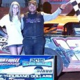 Kenny Collins was not to be denied Saturday night. The Colbert, GA hot shoe powered his way to the front of the Limited Late Model field, and went on to […]
