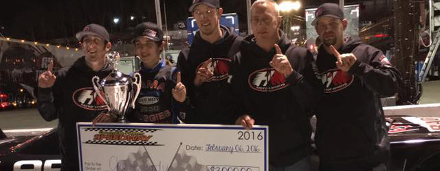While Joey Doiron claimed the headlining PASS South Series victory of Greenville Pickens Speedway's season-opening Winter Meltdown on Saturday, three others also made trips to victory lane. Chase Purdy (Southeast […]